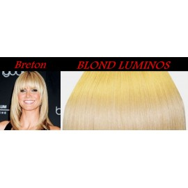 Bretoane cu Calota Blond Luminos