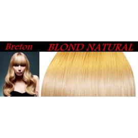 Bretoane cu Calota Blond Natural