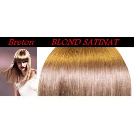 Bretoane cu Calota Blond Satinat