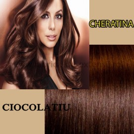 Cheratina Ciocolatiu