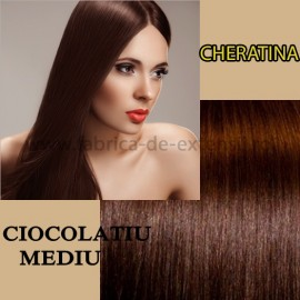 Cheratina Ciocolatiu Mediu