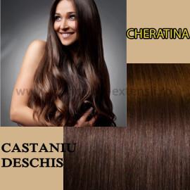 Cheratina Castaniu Deschis