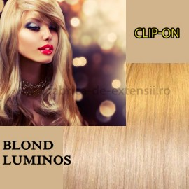 Clip-On Blond Luminos