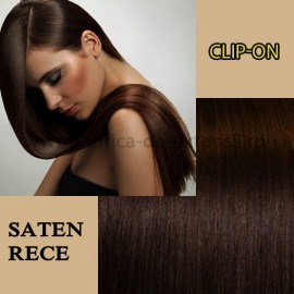 Clip-on Saten Rece
