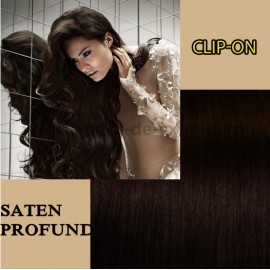 Clip-on Saten Profund