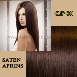 Clip-on Saten Aprins