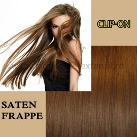 Clip-on Saten Frappe