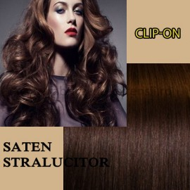 Clip-On Saten Stralucitor