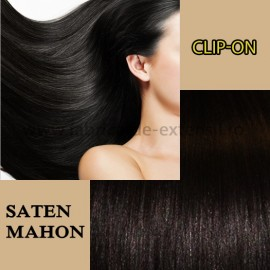 Clip-On Saten Mahon