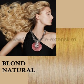 Extensii La Metru Blond Natural