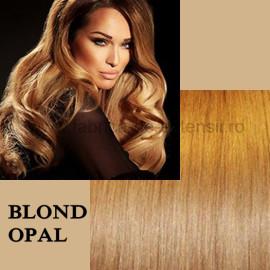 Extensii La Metru Blond Opal