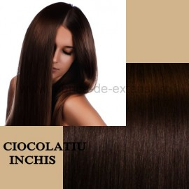 Extensii Nanoring Ciocolatiu Inchis
