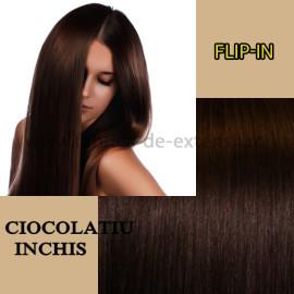 Flip In Ciocolatiu Inchis