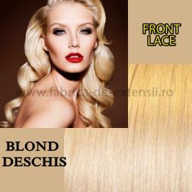 Front Lace Blond Deschis