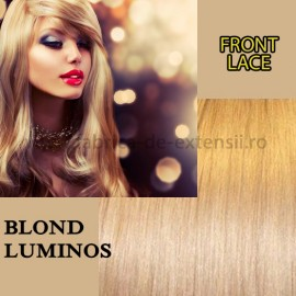 Front Lace Blond Luminos