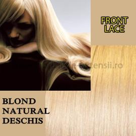 Front Lace Blond Natural Deschis