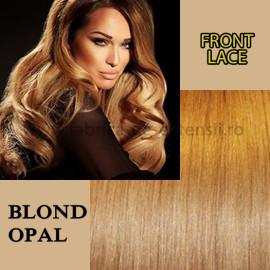 Front Lace Blond Opal