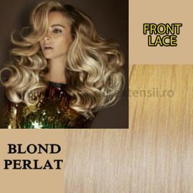 Front Lace Blond Perlat