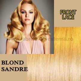 Front Lace Blond Sandre
