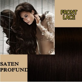 Front Lace Saten Profund