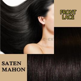 Front Lace Saten Mahon