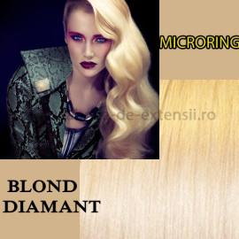Microring Blond Diamant