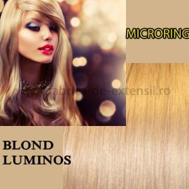 Microring Blond Luminos