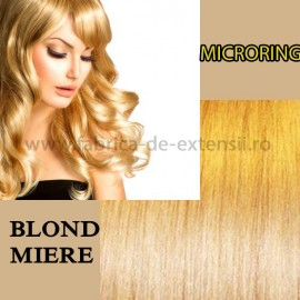 Microring Blond Miere