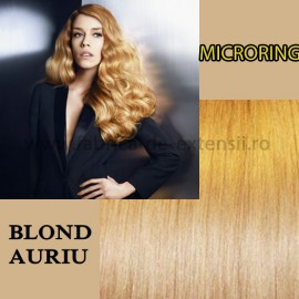 Microring Blond Auriu