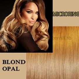 Microring Blond Opal