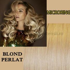 Microring Blond Perlat