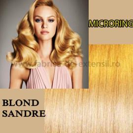 Microring Blond Sandre