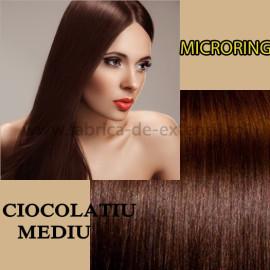 Microring Ciocolatiu Mediu