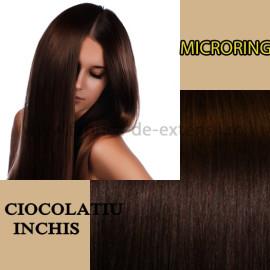 Microring Ciocolatiu Inchis