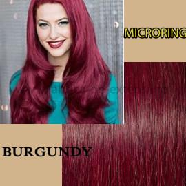 Microring Burgundy