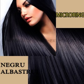 Microring Negru Albastrui