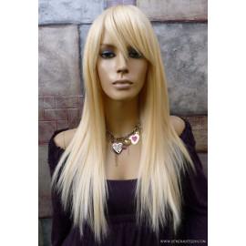 Peruca din Par Natural Golden Blonde