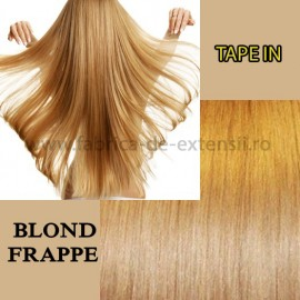 Extensii Tape In Blond Frappe