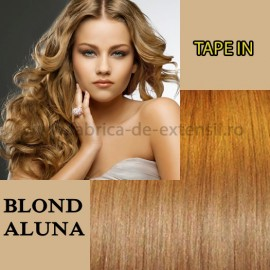 Extensii Tape In Blond Aluna