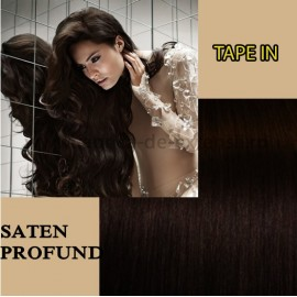 Extensii Tape In Saten Profund