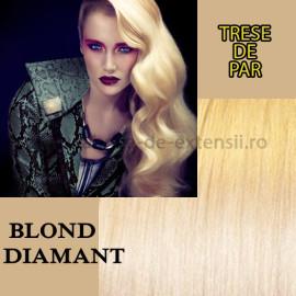 Trese De Par Blond Diamant