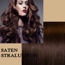 Clip-On Deluxe Saten Stralucitor