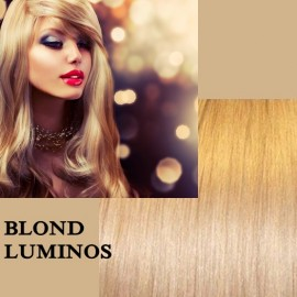 Cozi de Par Deluxe Blond Luminos