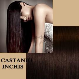 Extensii Nanoring Deluxe Castaniu Inchis