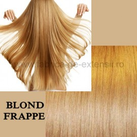 Extensii Tape IN DeLuxe Blond Frappe