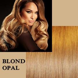 Microring Diamond Blond Opal