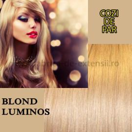 Cozi de Par Blond Luminos