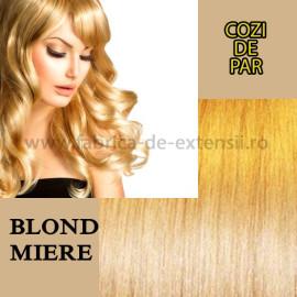 Cozi de Par Blond Miere