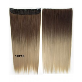 Trese Clip-On Drepte Sintetic Ombre #10 16