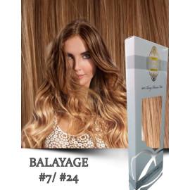 White Platinum Balayage 7 cu 24